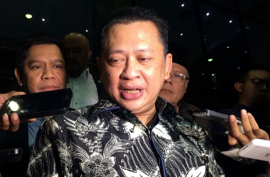 KPK Detail: Ketua Komisi III Bidang Hukum DPR Bambang Soesatyo