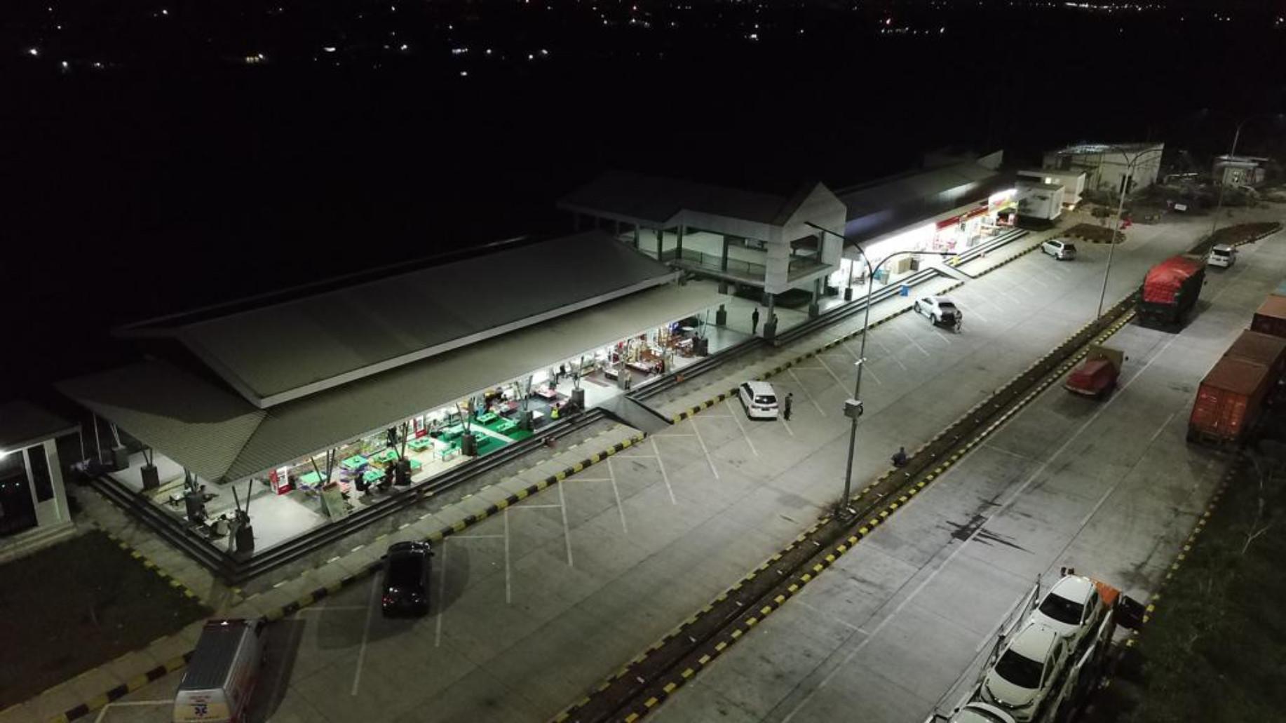 Langka Rest Area Tol Trans Jawa